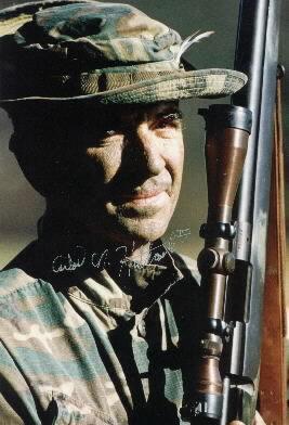 Sergeant Carlos Hathcock